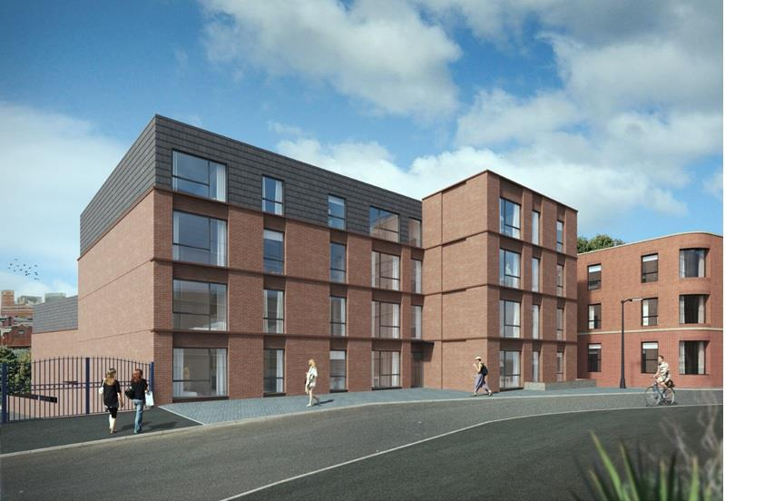 2 Bedrooms Apartment Flat for sale in Legge Lane, Birmingham